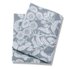 Pure Linen Tablecloths, Angophora Grey