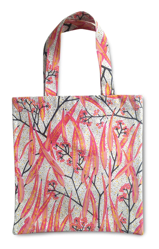 Eucalypt Earth Canvas Tote