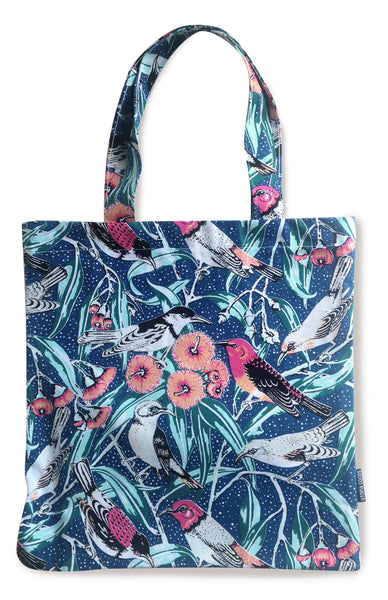 Flowering Gum Tropical Canvas Tote
