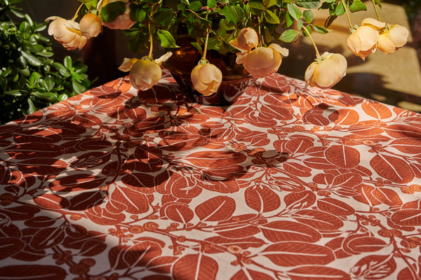 Stringybark Clay Tablecloth