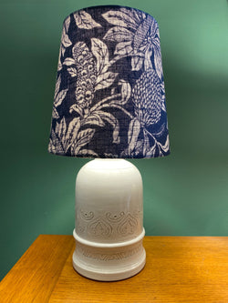 Ingrid Lamp - Small / Banksia Blue