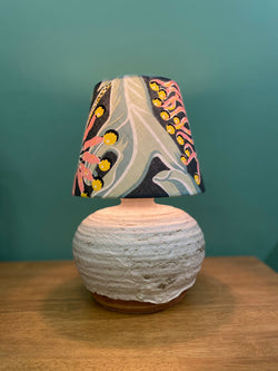 Small Italian Ceramic Lamp