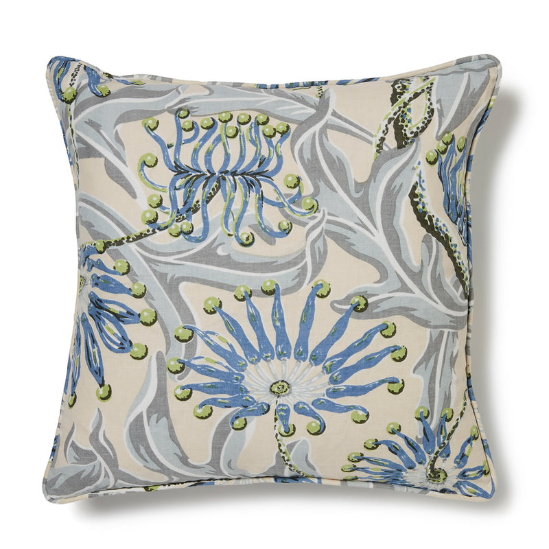 Firewheel Ivory Cushion Cover - 50 x 50