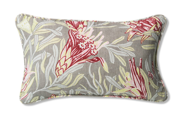 Mountain Devil Garnet Pure Linen Cushion Cover 30x50