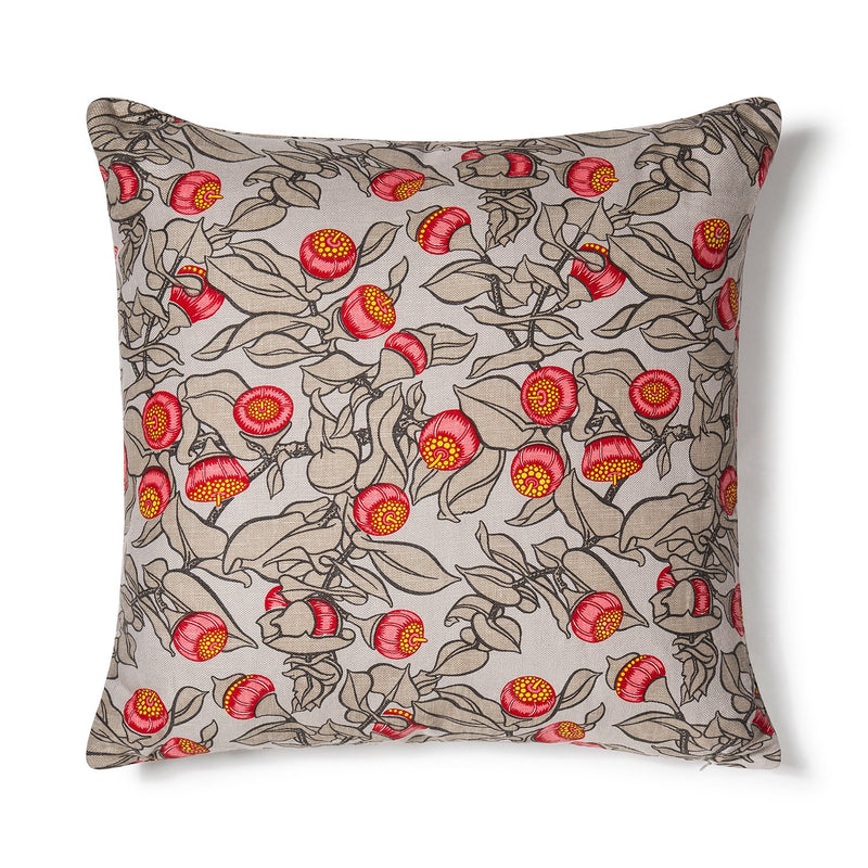 Mottlecah Grey Cushion Cover - 60 x 60
