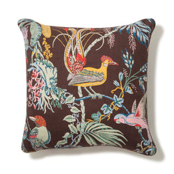 Paradise Cocoa 60x60 Cushion Cover