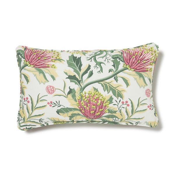 Matchstick Banksia Pink Cushion Cover - 30 x 50