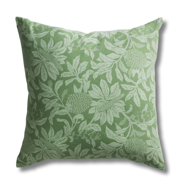 Banksia Green Cushion Cover – 50 x 50