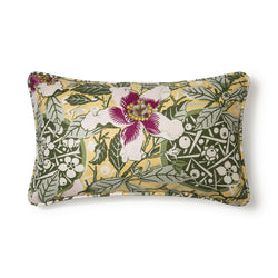 Native Hibiscus Garden 30x50 Cushion Cover