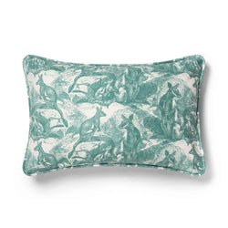 Wallaby Sea Green 40x60 Cushion Cover