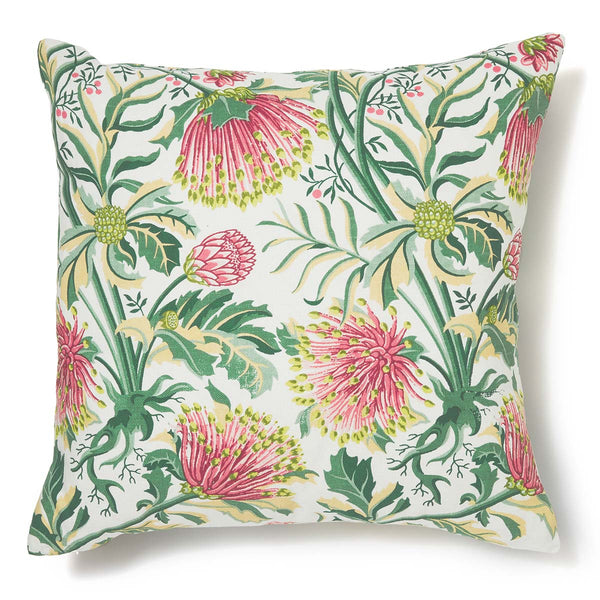 Matchstick Banksia Pink Cushion Cover - 60 x 60