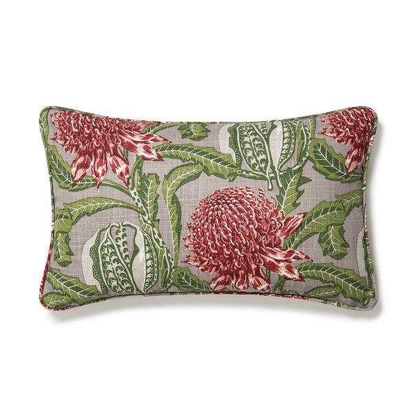 State of Waratah Natural 30x50 Cushion Cover
