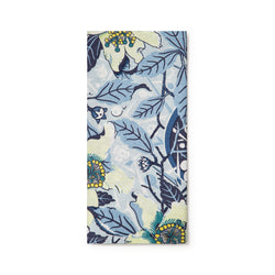 Native Hibiscus Ocean Light Weight Table Runner