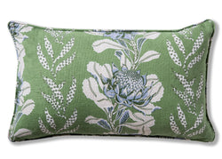 Imperial Waratah Forest Heavy Weight 30x50 Cushion Cover