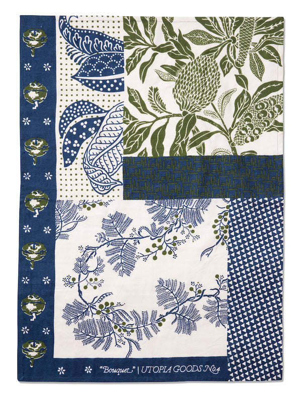 Native Bouquet Tea Towel No.4