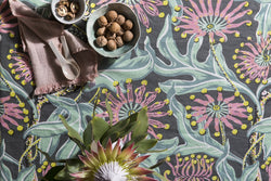 Firewheel Earth Tablecloth