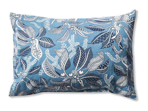 Fig Blue Pillowcases