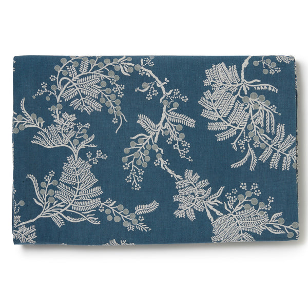 Wattle Blue Denim Tablecloth