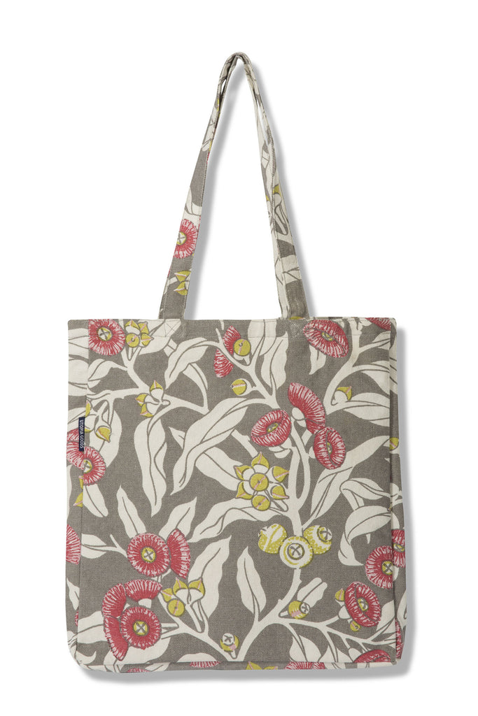 Mallee Gum Dusk Tote - Poly Outdoor Fabric