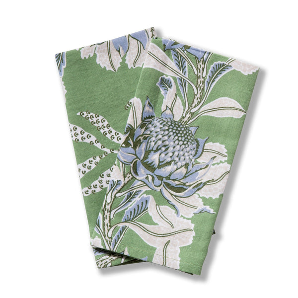 Imperial Waratah Forest Napkins