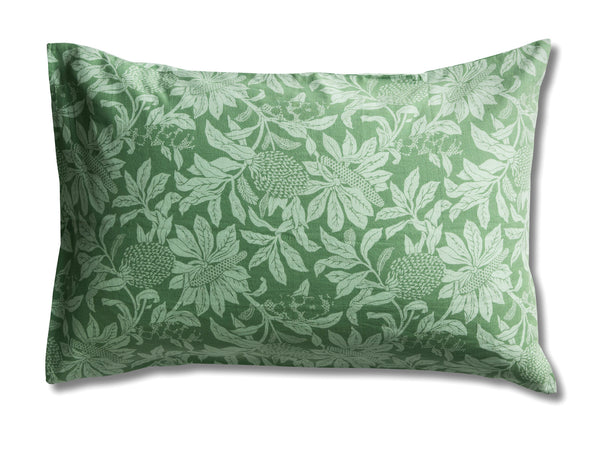 Banksia Green Pillowcases
