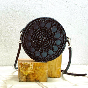 Olivia Crossbody - Black