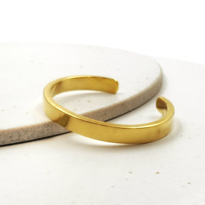Bangle / Polished Square