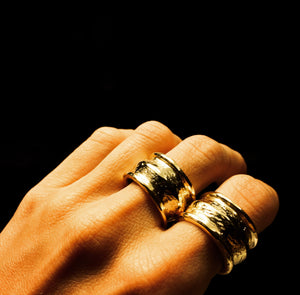 Ring / Double Edge