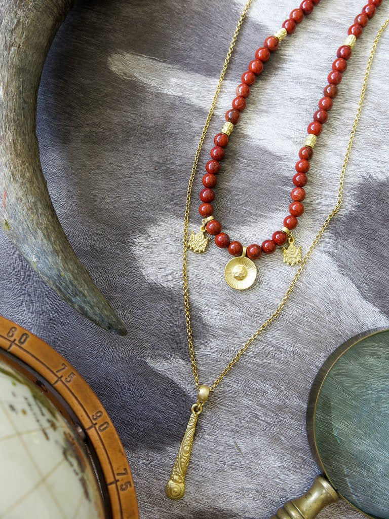 Savanna Layer Necklace