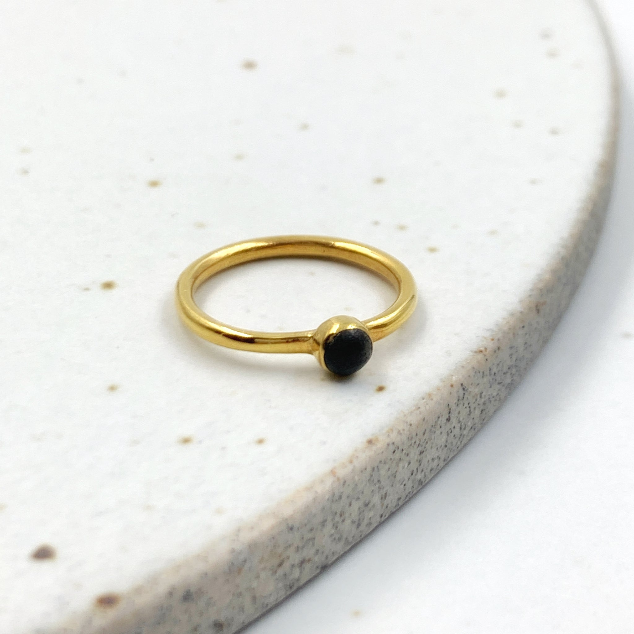 Pebble Mini  Ring