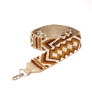 Shoulder Strap / Multi Gold