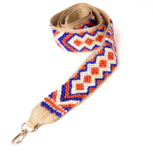 Shoulder Strap / Multi Blue