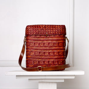 Kali Crossbody / Red