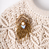 Edith Macrame Bag / Natural