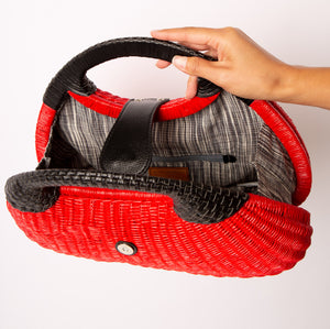 Stella Handbag / Red