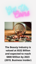 Load image into Gallery viewer, 7 Steps to opening your own beauty store.....no inventory needed