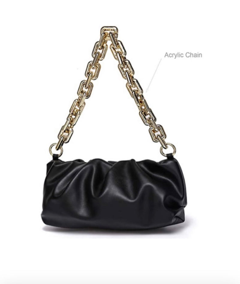 """Off the chain"" bag"