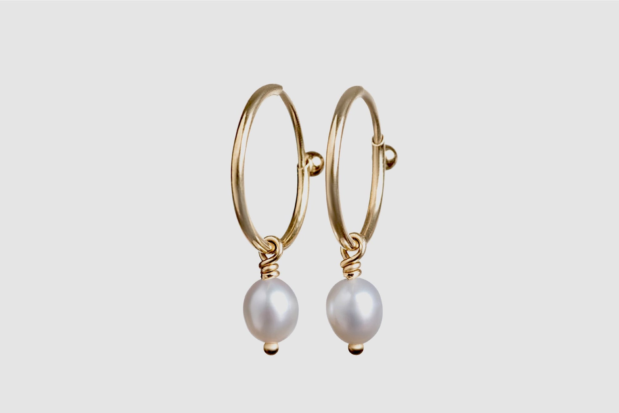 freshwater with yellow pearl tw earrings gold earring in mastoloni diamonds