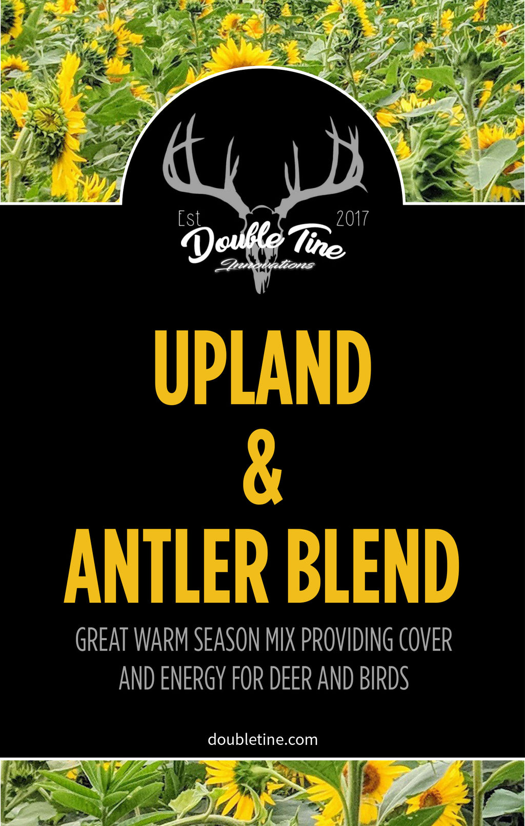 Upland and Antler Blend - Double Tine Innovations