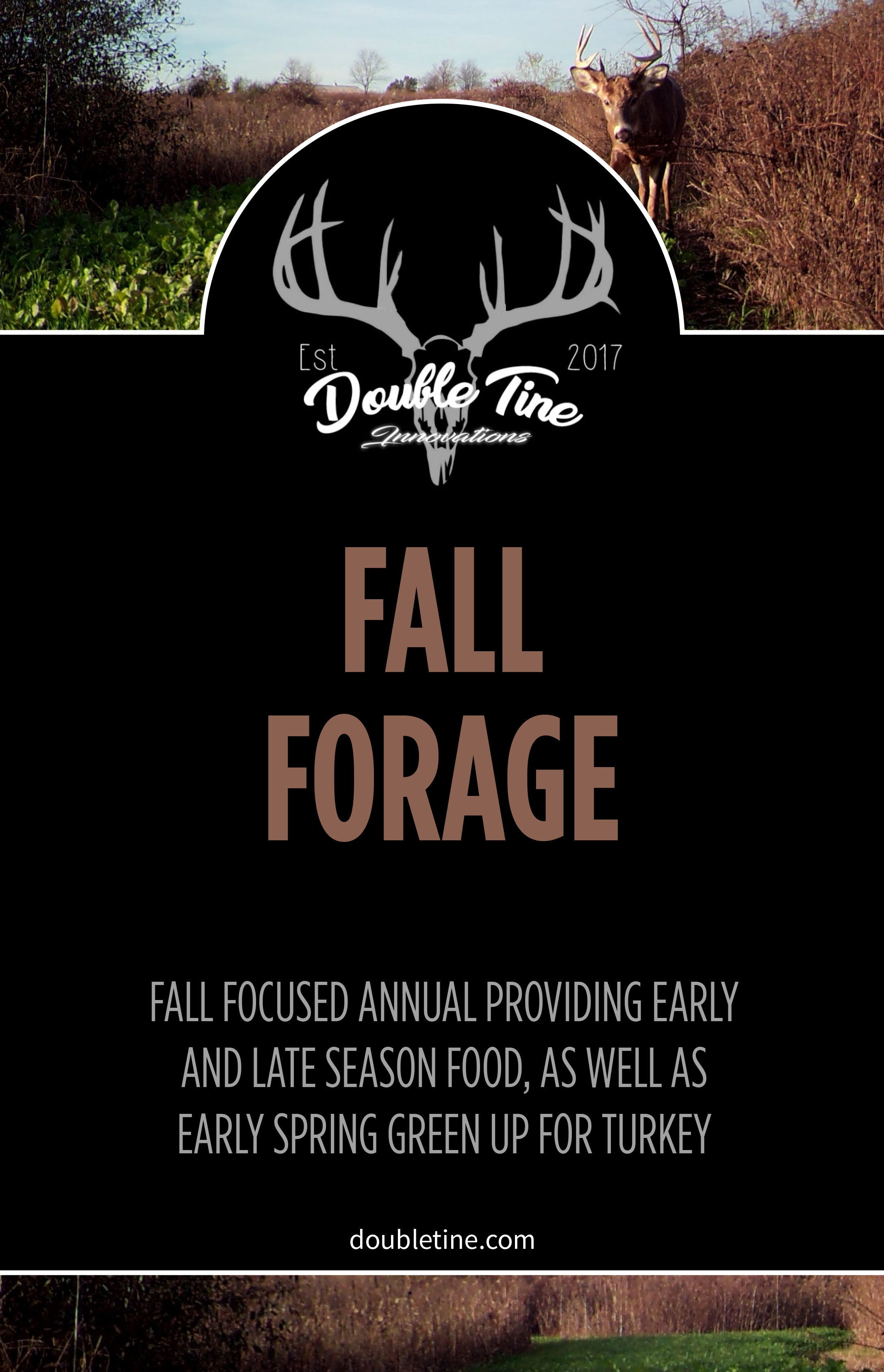Fall Forage - Double Tine Innovations