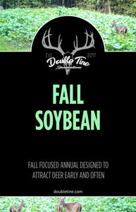 Fall Soybean - Double Tine Innovations
