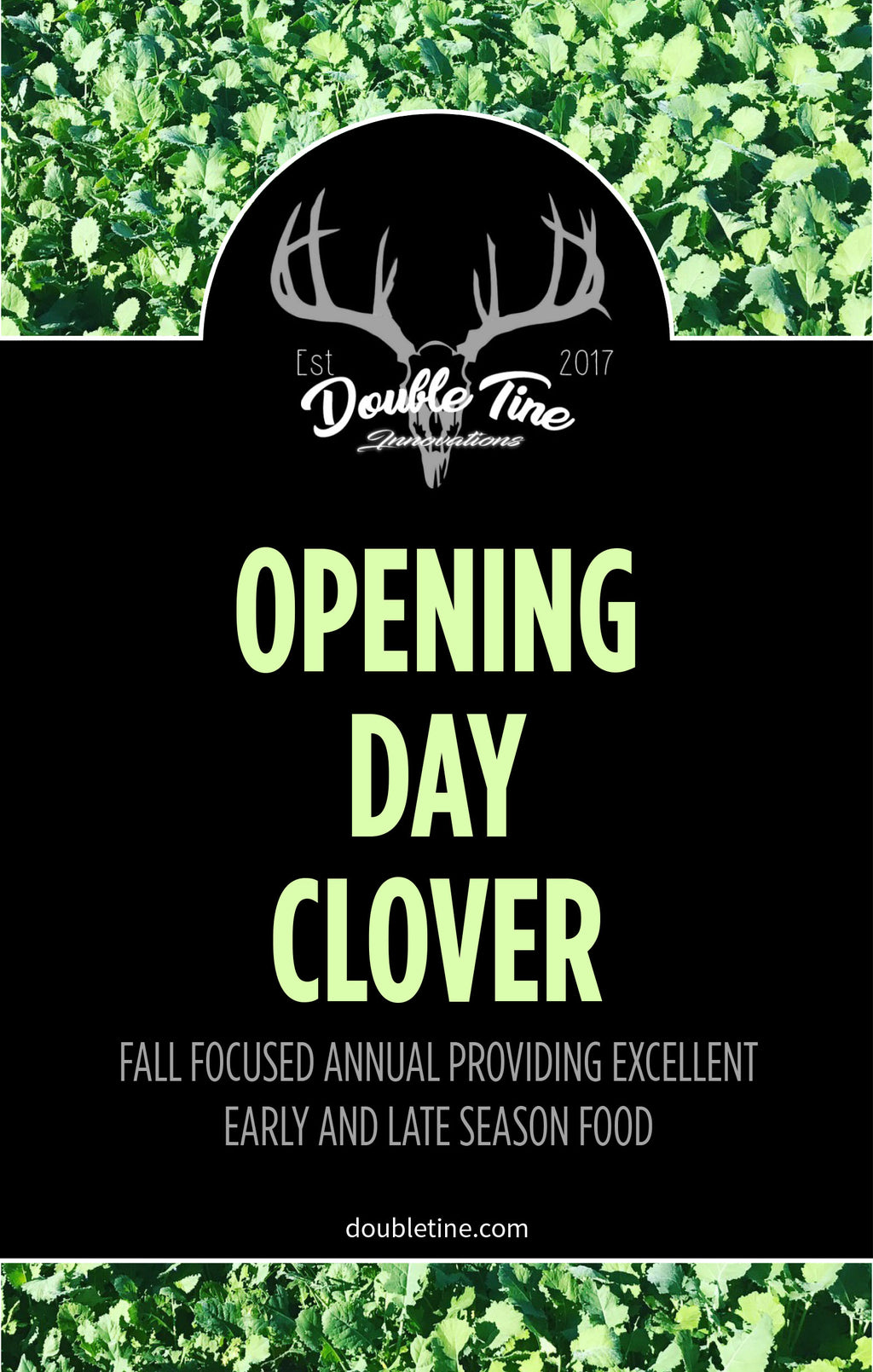 Opening Day Clover