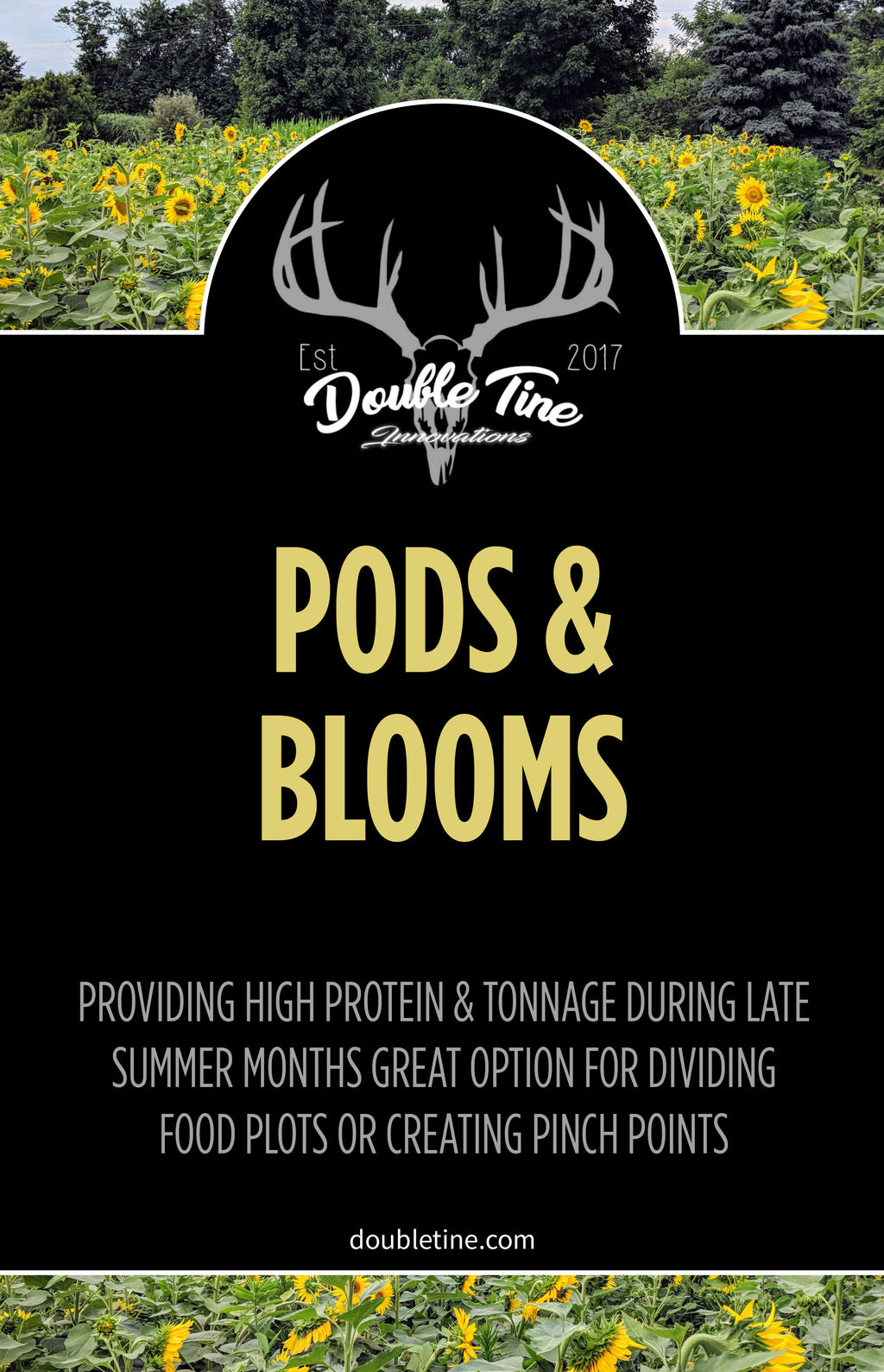 Pods & Blooms - Double Tine Innovations
