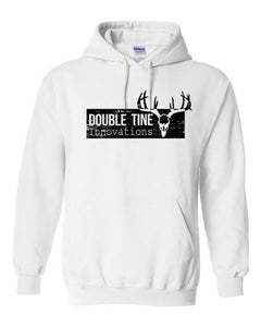 *Limited Edition* White Double Tine Sweatshirt