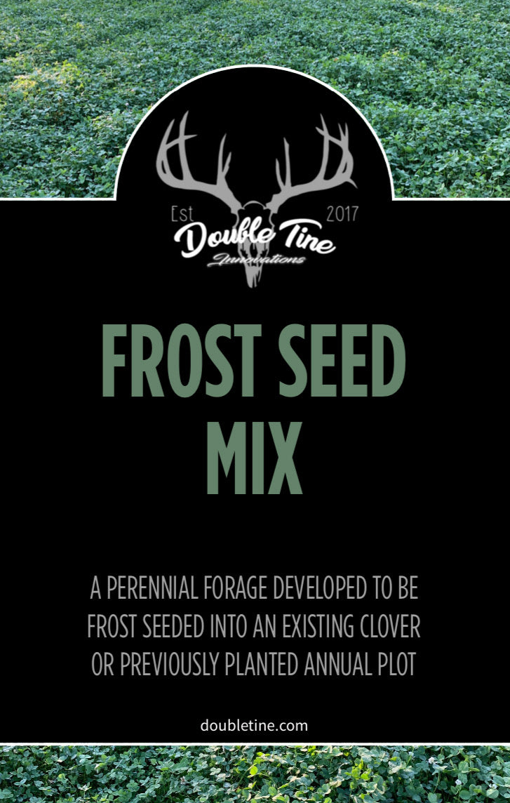Frost Seed Mix - Double Tine Innovations
