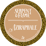 Aziraphale Candle, Earl Grey Apple Almond