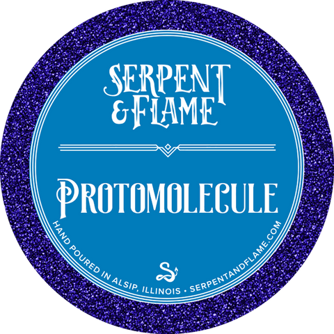 Protomolecule Candle, Arctic Air Mint