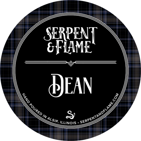 Dean Candle, Black Pepper Cardamom Clove