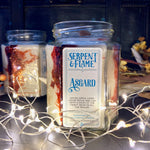Asgard Candle, Apple Cider Barrel