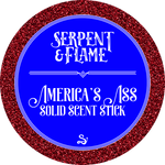 America's Ass Solid Scent Stick